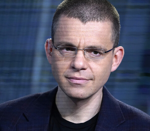 "NEW YORK, NEW YORK - JUNE 11: PayPal Co-Founder & Affirm CEO Max Levchin visits ""Countdown To The Closing Bell"" at Fox Business Network Studios on June 11, 2019 in New York City. (Photo by John Lamparski/Getty Images)"